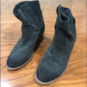 dolce vita grey winter booties